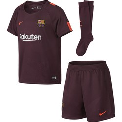 Tenue enfant FC Barcelone third 2017/18