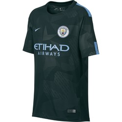 Maillot junior Manchester City third 2017/18