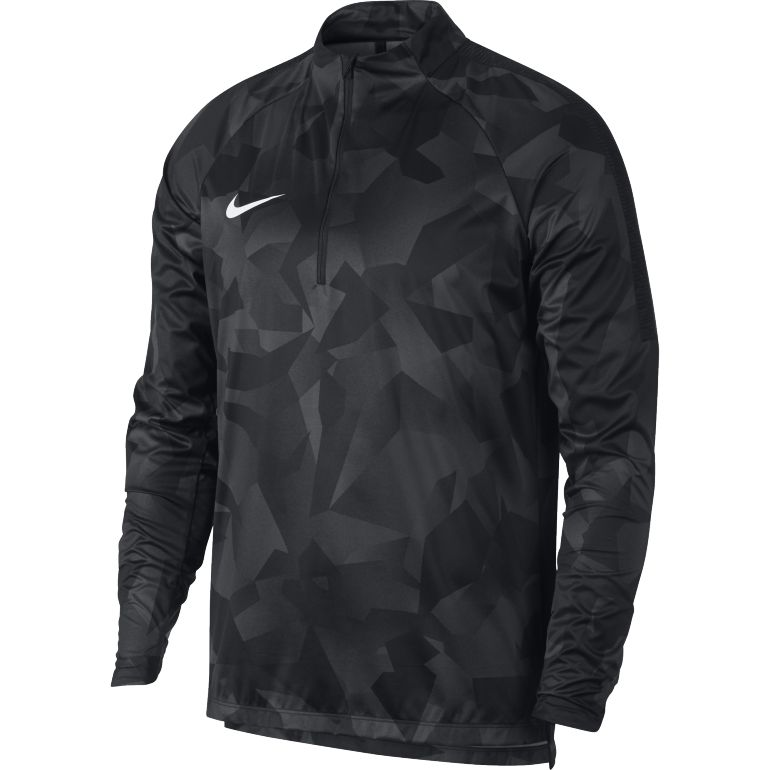 Sweat zippé Nike Shield camo 2017/18