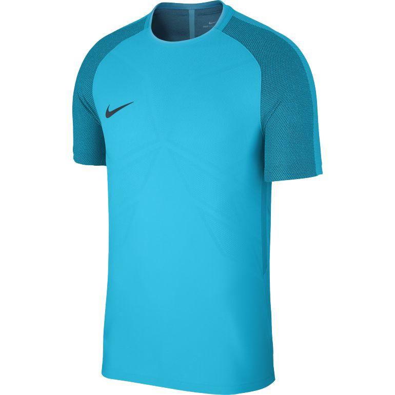 Maillot entraînement Nike technique bleu 2017
