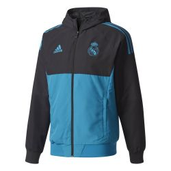 Veste survêtement Real Madrid europe 2017/18