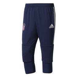 Pantalon survêtement 3/4 Bayern Munich bleu 2017/18