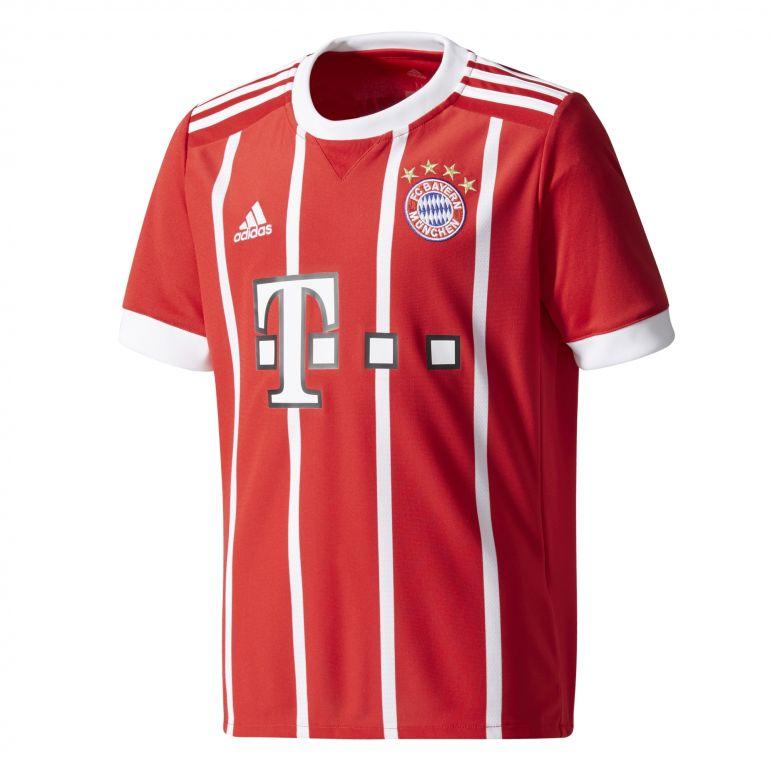 Maillot junior Bayern Munich domicile 2017/18