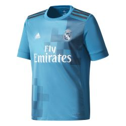 Maillot junior Real Madrid third 2017/18