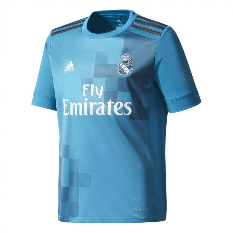 Maillot junior Real Madrid third 2017/18