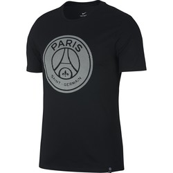 T-shirt PSG third noir blanc 2017/18