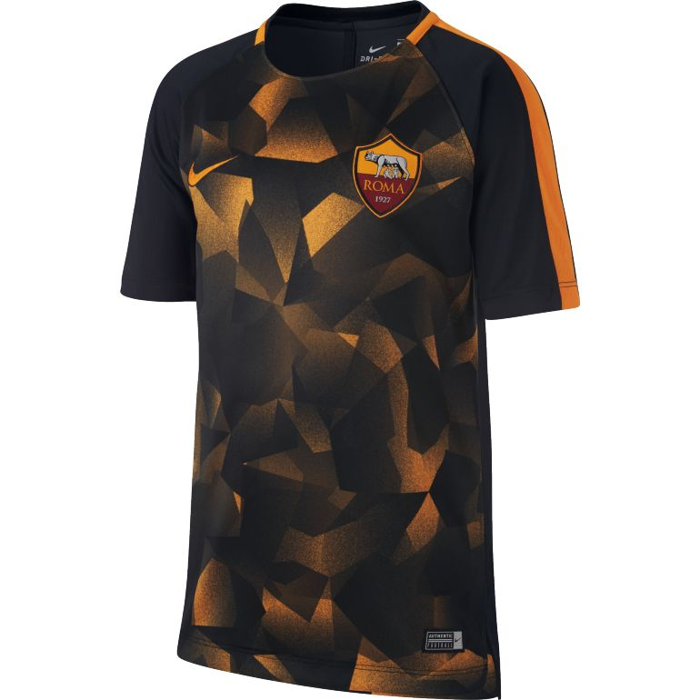 Maillot entraînement junior AS Roma third 2017/18