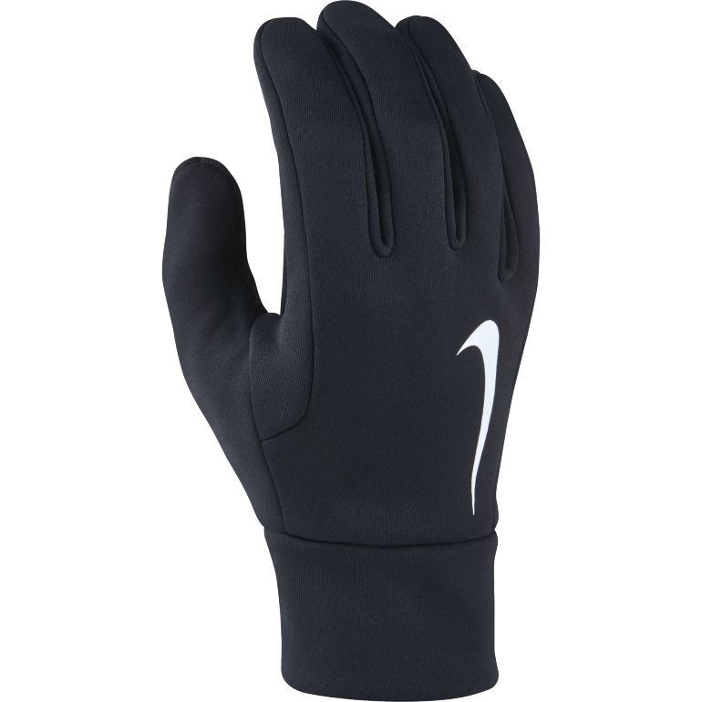 Gants joueurs junior Nike Hyperwarm noir