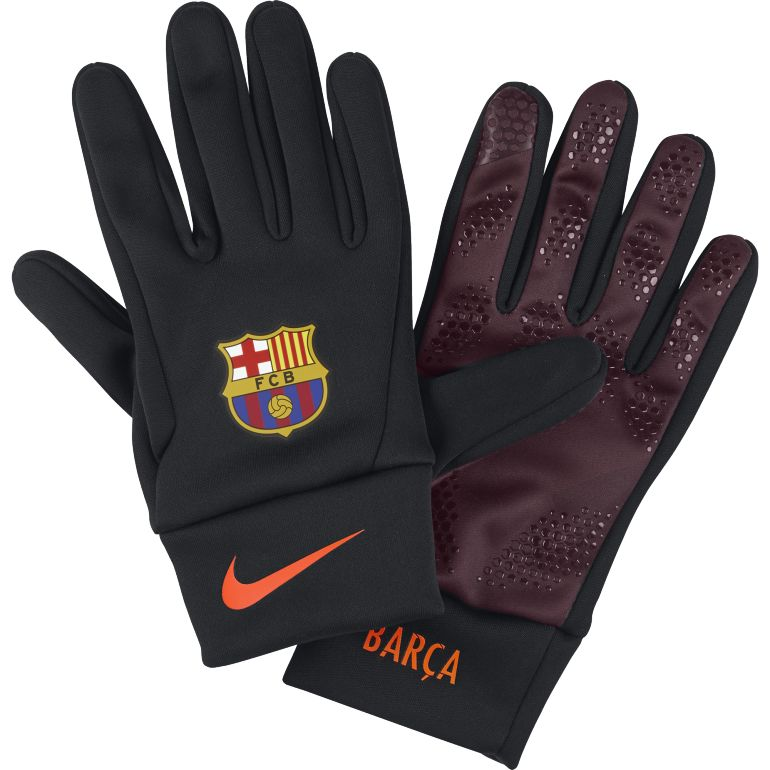 Gants joueurs FC Barcelone third 2017/18