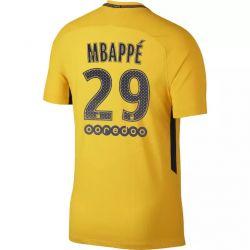 Maillot Mbappé PSG extérieur 2017/18
