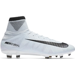 Mercurial Veloce III CR7 montantes FG blanc