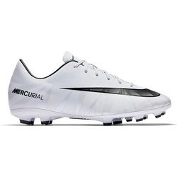 Mercurial Vapor XI junior CR7 FG blanc