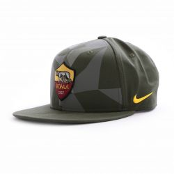 Casquette visière plate AS Roma third 2017/18