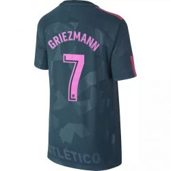 Maillot junior Griezmann Atlético Madrid third 2017/18