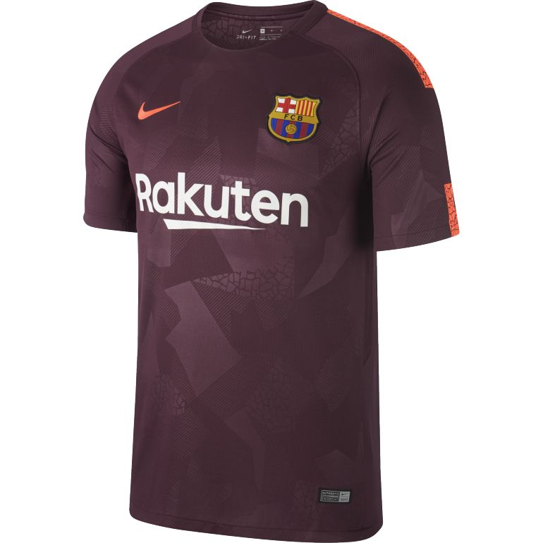 Maillot FC Barcelone third 2017/18