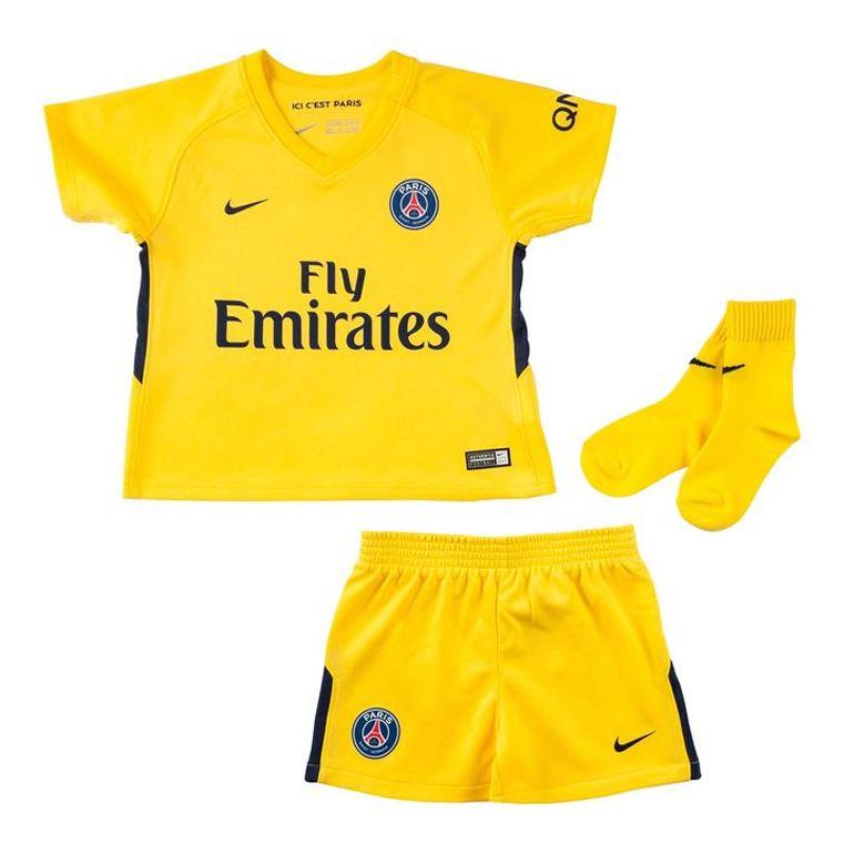 Kit bébé PSG extérieur 2017/18
