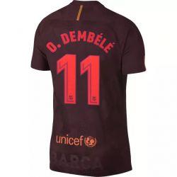 Maillot Dembélé FC Barcelone third 2017/18