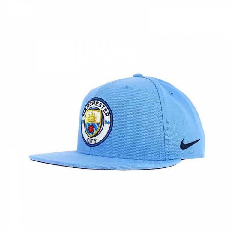 Casquette Manchester City Core bleu 2017/18