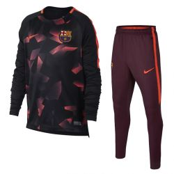 Ensemble survêtement junior FC Barcelone camo 2017/18