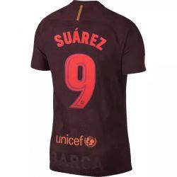 Maillot Suarez FC Barcelone third 2017/18