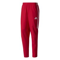 Pantalon survêtement Ajax Amsterdam woven rouge 2017/18