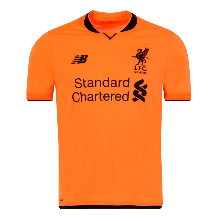 Maillot Liverpool third 2017/18