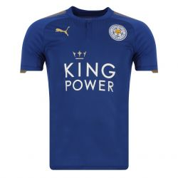 Maillot Leicester domicile 2017/18