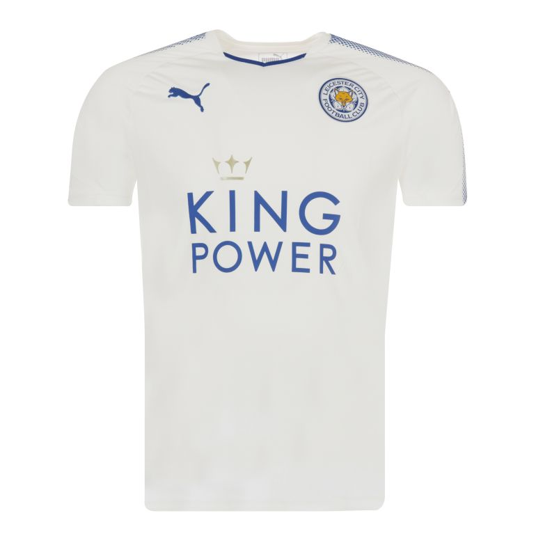 Maillot Leicester third 2017/18