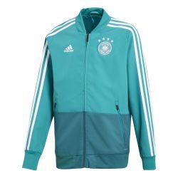 Veste survêtement junior Allemagne vert 2018