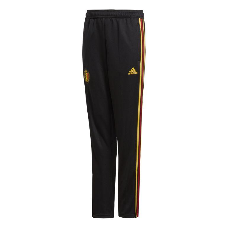 Pantalon entraînement junior Belgique noir 2018
