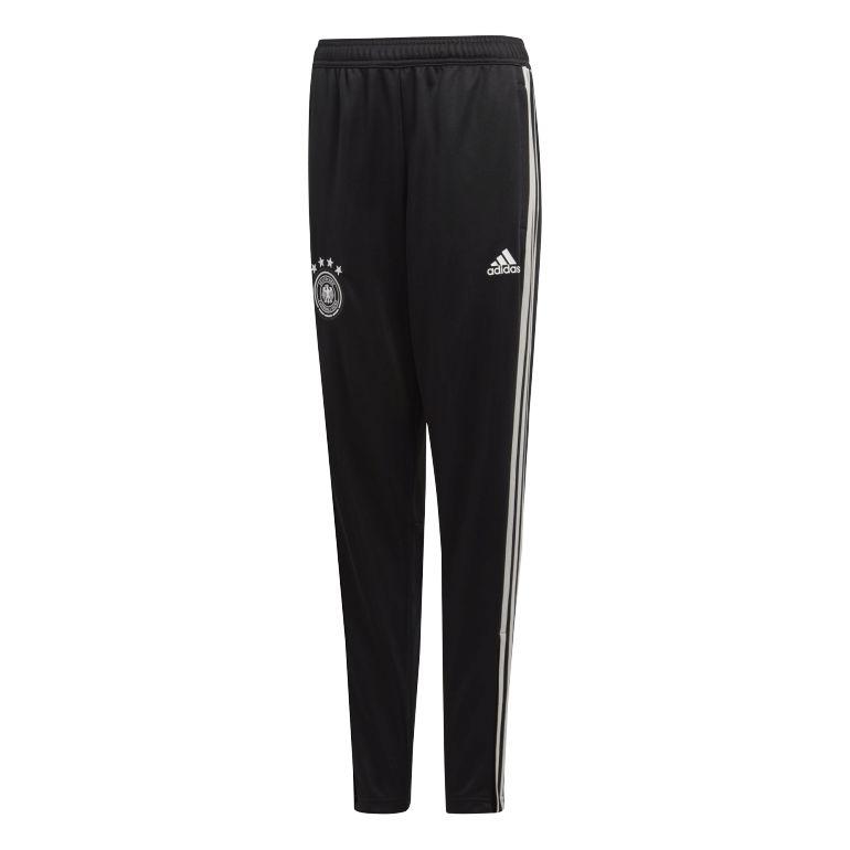 Pantalon entraînement junior Allemagne noir 2018