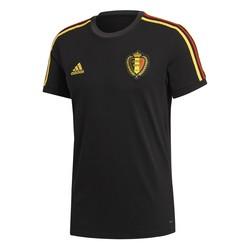 T-shirt Belgique noir 2018