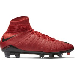 Hypervenom Phantom III junior montantes FG Fire