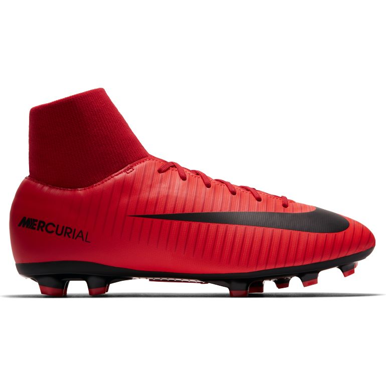 Mercurial Victory VI junior montantes FG Fire