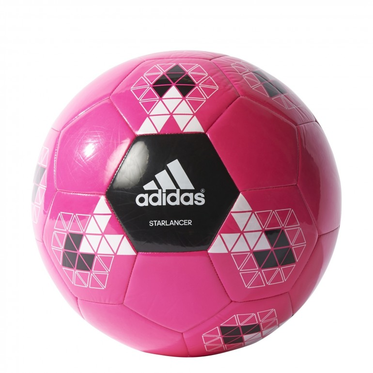 Ballon Starlancer V rose adidas