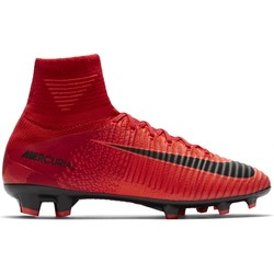 Mercurial Superfly V junior montantes FG Fire
