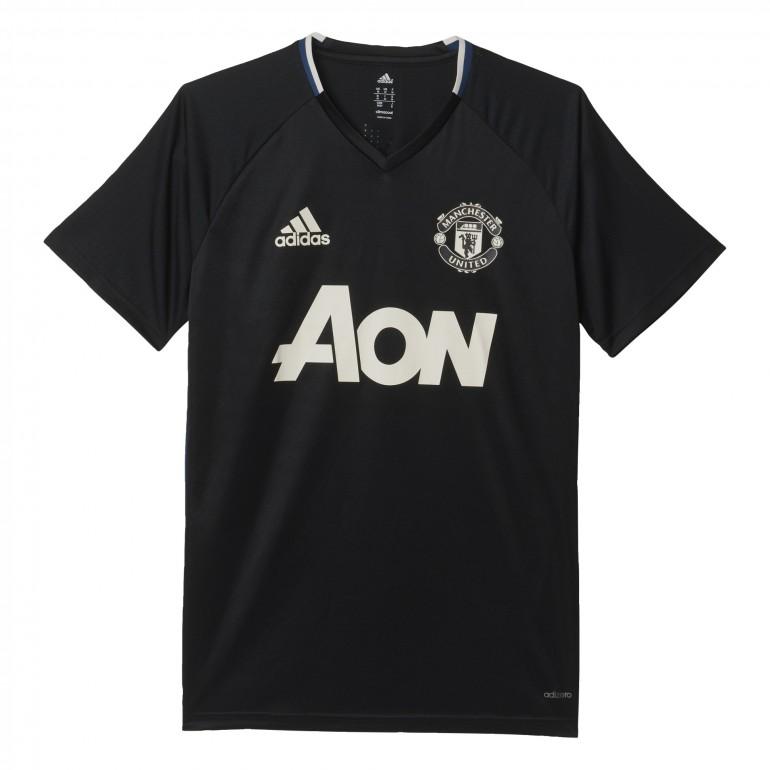 Maillot entrainement Manchester United noir 2016 - 2017