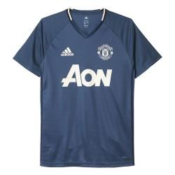 Maillot entrainement Manchester United bleu 2016 - 2017