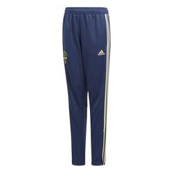 Pantalon entraînement junior Suède bleu foncé 2018