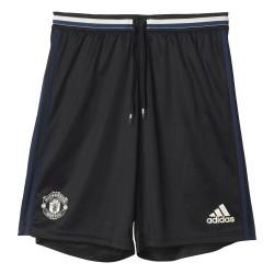 Short entraînement Manchester United noir 2016 - 2017