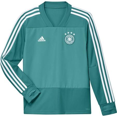 Sweat entraînement junior Allemagne vert 2018