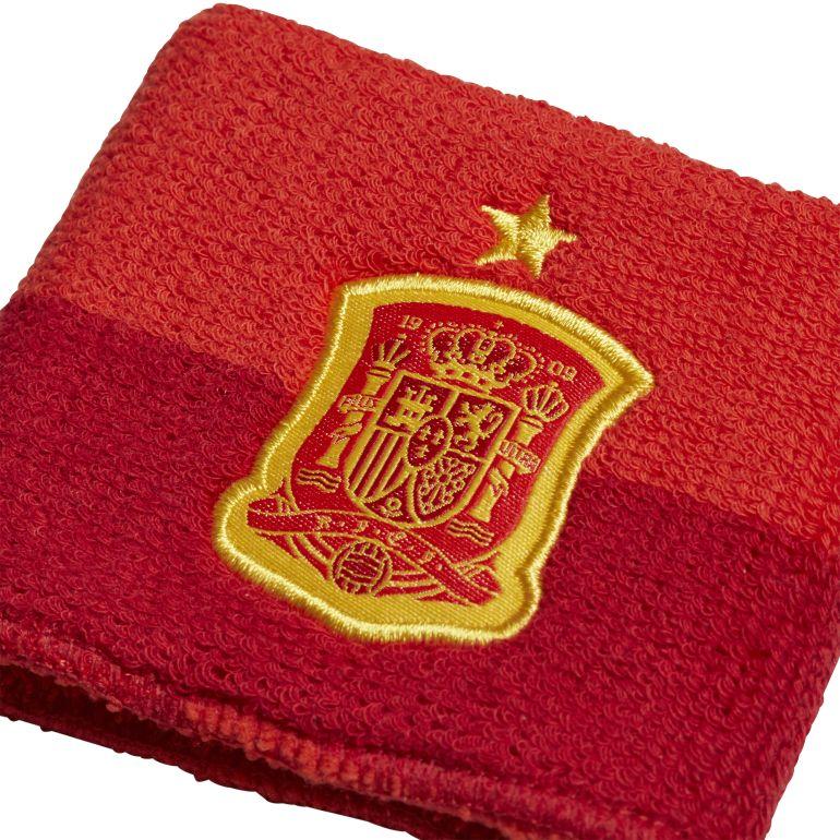 Serre poignet Espagne blanc rouge 2018
