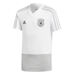 Maillot entraînement junior Allemagne blanc 2018
