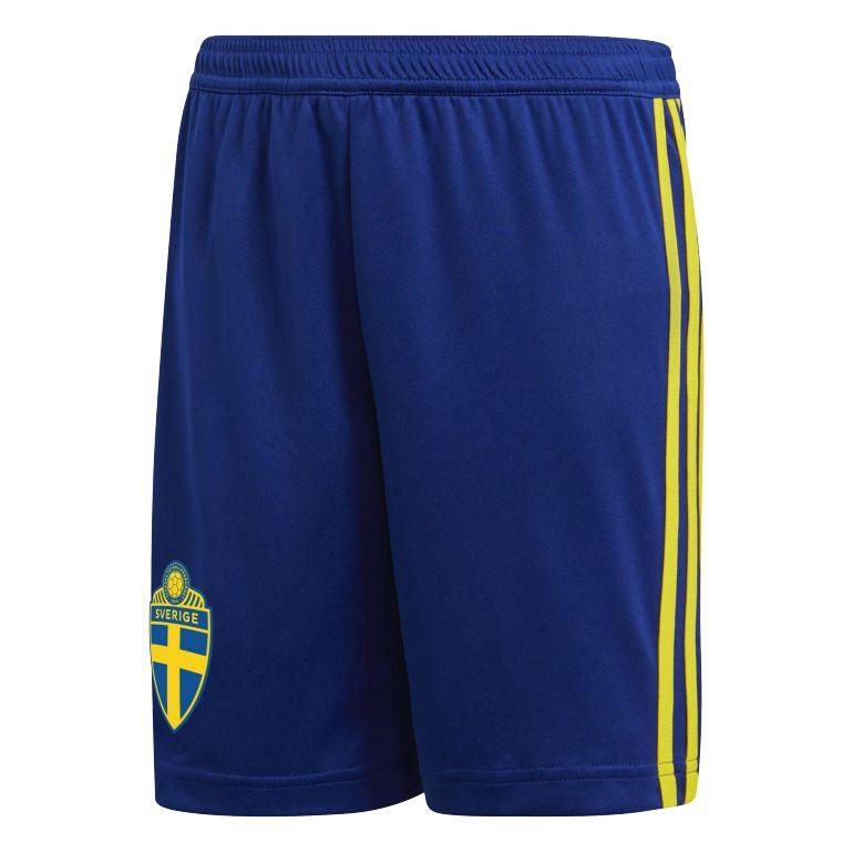 Short junior Suède domicile 2018