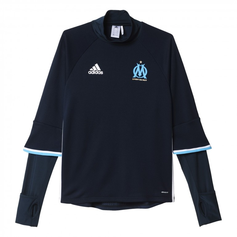 Training top OM noir 2016 - 2017