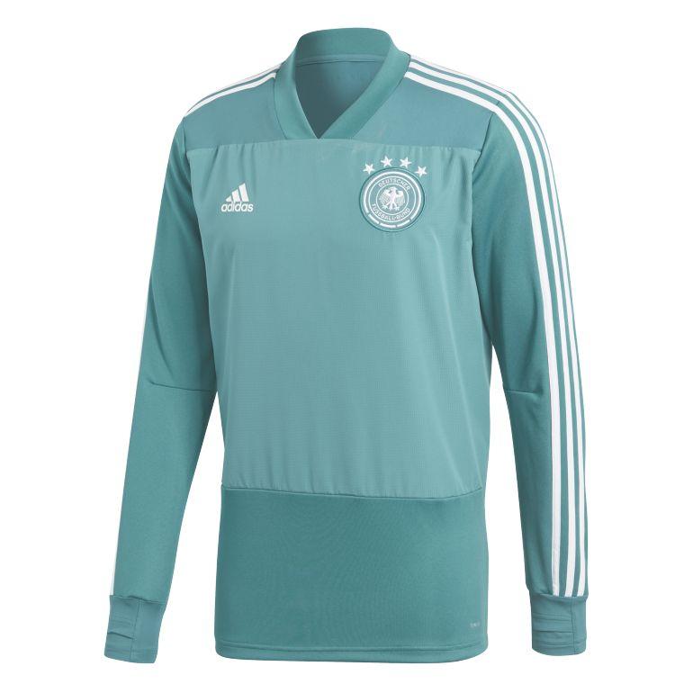 Sweat entraînement Allemagne vert 2018