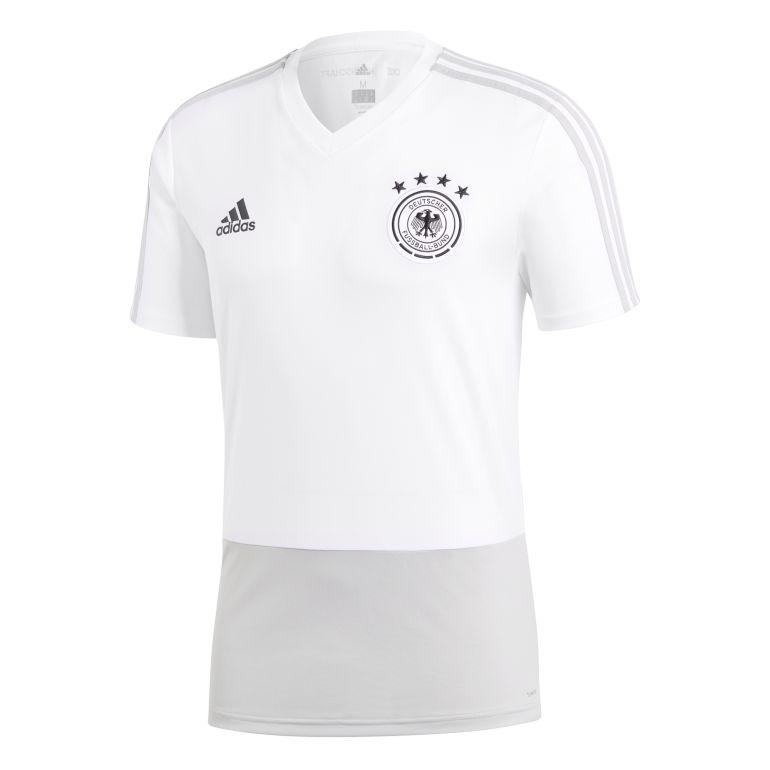 Maillot entraînement Allemagne blanc 2018