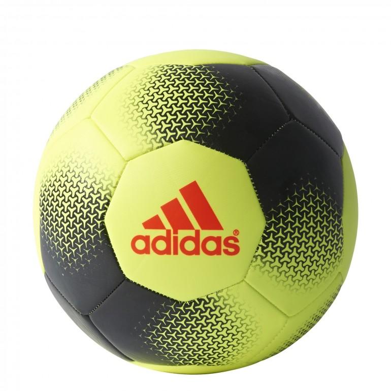 Ballon ACE GLID jaune et noir adidas