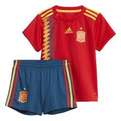 Tenue bébé Espagne domicile 2018