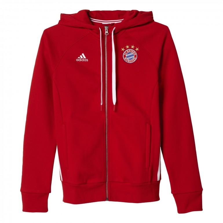 Veste à capuche Bayern Munich 2016 - 2017